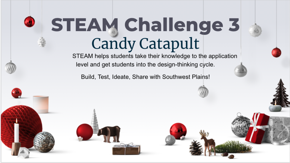 Virtual STEAM Camp Week #3
