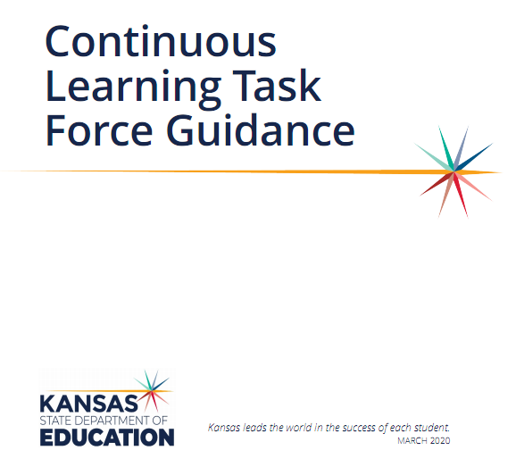 Continuous Learning Task Force Guidance